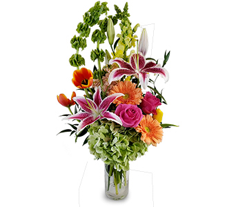 Love & Tenderness in Fort Worth TX, TCU Florist