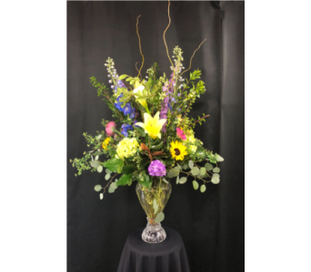 Cust 120 in Carmichael CA, Bettay's Flowers