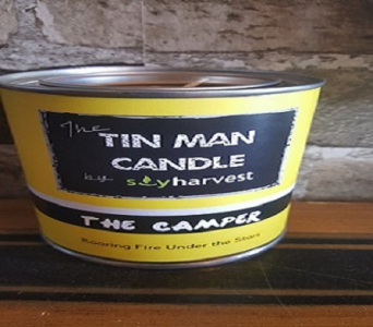 Tin Man Candle-- The Camper in Richmond Hill ON, FlowerSmart