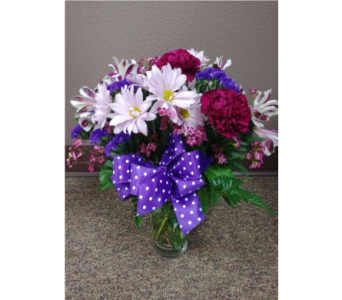 Mother's Delight Bouquet in Oshkosh WI, Hrnak's Flowers & Gifts