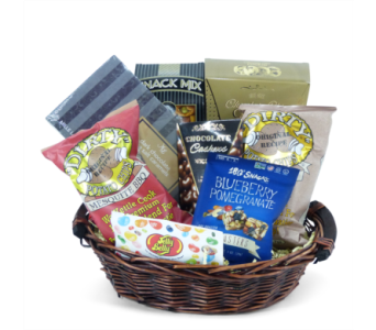 Gourmet Goodie Basket in Silver Spring MD, Bell Flowers, Inc