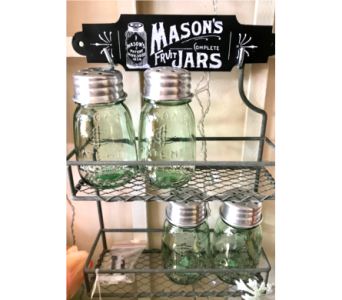 spice rack in Hendersonville NC, Forget-Me-Not Florist