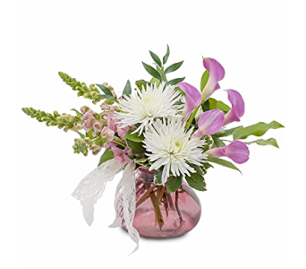 Hillcrest Hospital - Calla Kisses in Sapulpa OK, Neal & Jean's Flowers & Gifts, Inc.