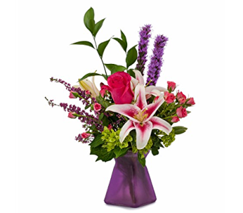 Keifer - Keifer Graceful Beauty in Sapulpa OK, Neal & Jean's Flowers & Gifts, Inc.