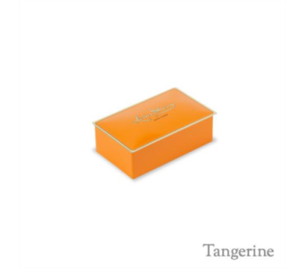 Tangerine 2-Piece Chocolate Tin in Oklahoma City OK, Trochta's