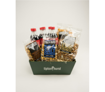 Movie Night Basket in Little Rock AR, Tipton & Hurst, Inc.
