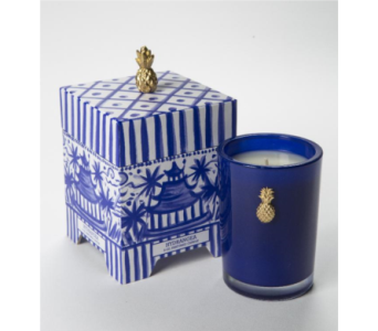 Lux Hydrangea Candle in Little Rock AR, Tipton & Hurst, Inc.