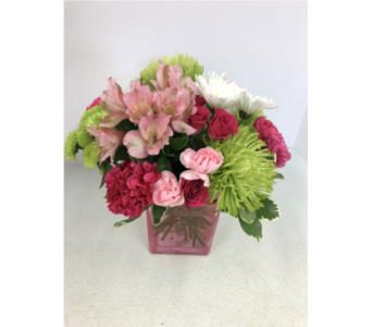 Celebrate Mom Bouquet in Geneva NY, Don's Own Flower Shop