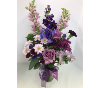 Just For Moms Bouquet in Geneva NY, Don's Own Flower Shop