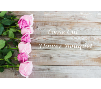 Lovely Loose Cut Bouquets in Stamford CT, Stamford Florist