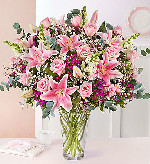 Amazing Mom Bouquet in Round Rock TX, Heart & Home Flowers
