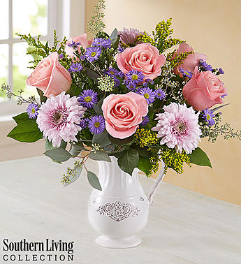 Her Special Day Bouquet by Southern Living in Round Rock TX, Heart & Home Flowers