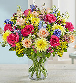 French Country Garden Bouquet in Round Rock TX, Heart & Home Flowers