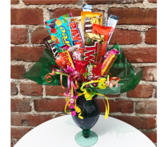Candy Bouquet 1 in Yakima WA, Kameo Flower Shop, Inc