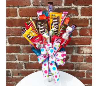 Candy Bouquet 2 in Yakima WA, Kameo Flower Shop, Inc