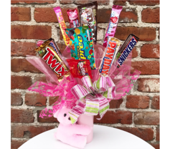 Candy Bouquet 4 in Yakima WA, Kameo Flower Shop, Inc