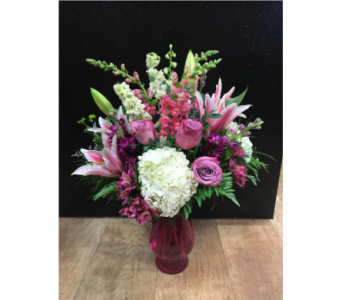 Bella Of The Ball in Fargo ND, Dalbol Flowers & Gifts, Inc.