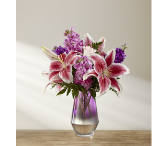 FTD Shimmer & Shine Bouquet in Noblesville IN, Adrienes Flowers & Gifts