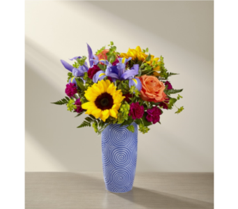 FTD Touch Of Spring Bouquet in Noblesville IN, Adrienes Flowers & Gifts