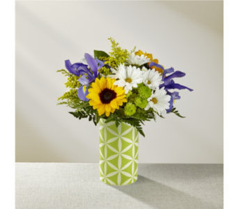 FTD Sunflower Sweetness Bouquet in Noblesville IN, Adrienes Flowers & Gifts