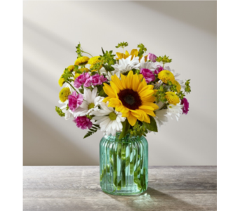FTD Sunlit Meadows Bouquet in Noblesville IN, Adrienes Flowers & Gifts