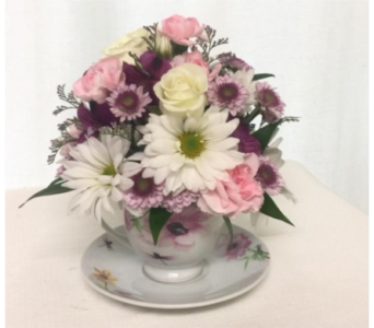 TEA TIME in Titusville FL, Floral Creations By Dawn