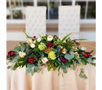 Bridal Table in Naples FL, Naples Flowers, Inc.