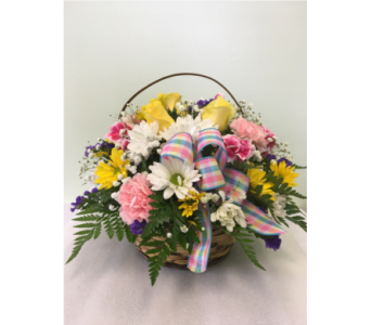 Fresh Basket in Sydney NS, Lotherington's Flowers & Gifts