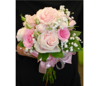 Sweet Romance Bouquet in Hales Corners WI, Barb's Green House Florist