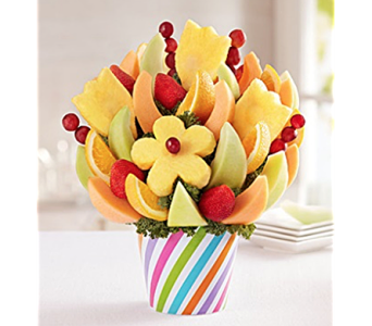 Make Their Day in Mount Morris MI, June's Floral Company & Fruit Bouquets