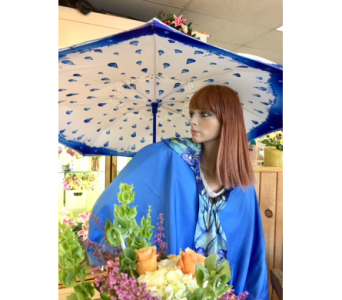 rain cape reversible in Canonsburg PA, Malone Flower Shop