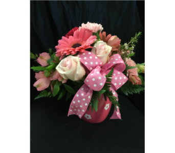 Pink Polka Dots in Amherstburg ON, Flowers By Anna