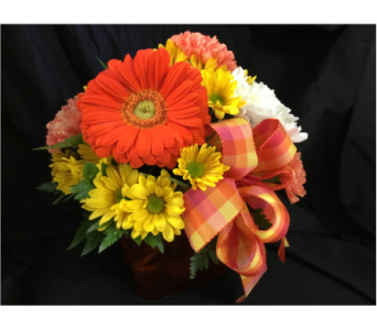 Warm Sunny Days in Amherstburg ON, Flowers By Anna