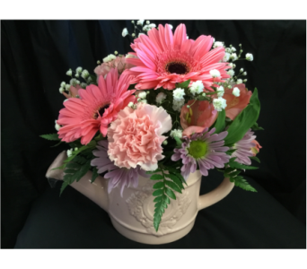 Pastel Showers in Amherstburg ON, Flowers By Anna