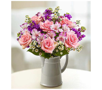 Make Her Day Bouquet in Palm Desert CA, Milan's Flowers & Gifts