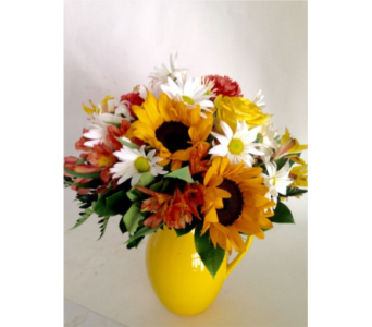 Spring Lemonade in Nashville TN, Emma's Flowers & Gifts, Inc.