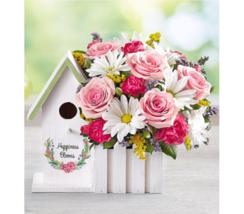 Blooms Birdhouse in Lansdale PA, Genuardi Florist