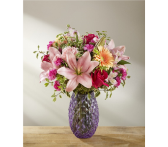The FTD� Sweet Talk� Bouquet - Deluxe in Chapel Hill NC, Floral Expressions and Gifts
