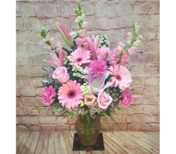 Pretty In Pink in Wellington FL, Wellington Florist