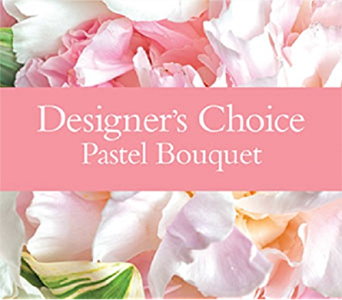 Designer's Choice Pastels in Timmins ON, Timmins Flower Shop Inc.
