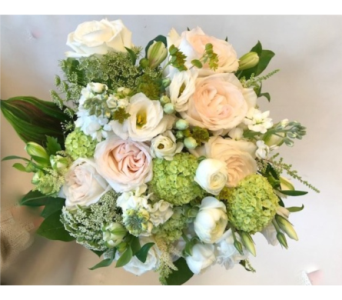 Champagne Dreams' in Victoria BC, Fine Floral Designs