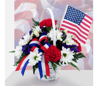 Salute To America in Southfield MI, Thrifty Florist