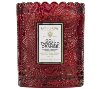 Voluspa Goji Tarocca Orange in Little Rock AR, Tipton & Hurst, Inc.