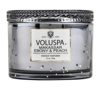 Voluspa Makassar Ebony & Peach in Little Rock AR, Tipton & Hurst, Inc.
