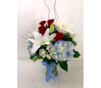 Sweet Liberty in Nashville TN, Emma's Flowers & Gifts, Inc.