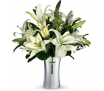 Heavenly Peace in Fort Worth TX, Greenwood Florist & Gifts
