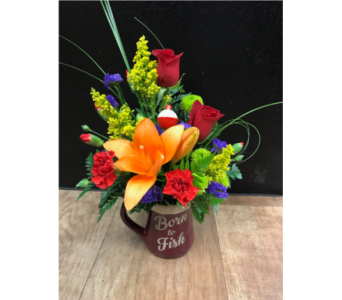 Gone Fishin' in Fargo ND, Dalbol Flowers & Gifts, Inc.
