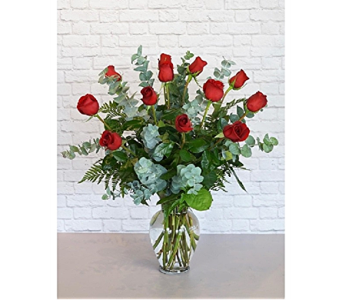 Premium Dozen in Raleigh NC, North Raleigh Florist