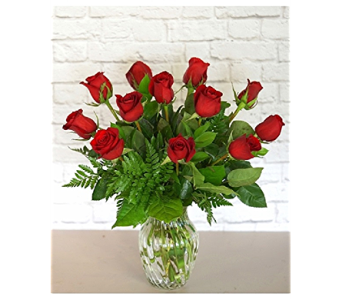 Classic Dozen in Raleigh NC, North Raleigh Florist