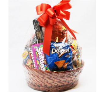Snack Food Basket